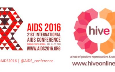 HIVE at AIDS 2016
