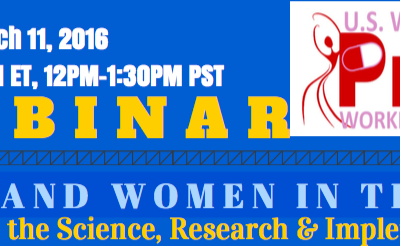 PREP AND WOMEN IN THE US WEBINAR