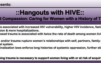 Beyond Compassion: Caring for Women with a History of Trauma