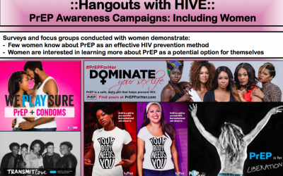 PrEP Awareness Campaigns: Including Women