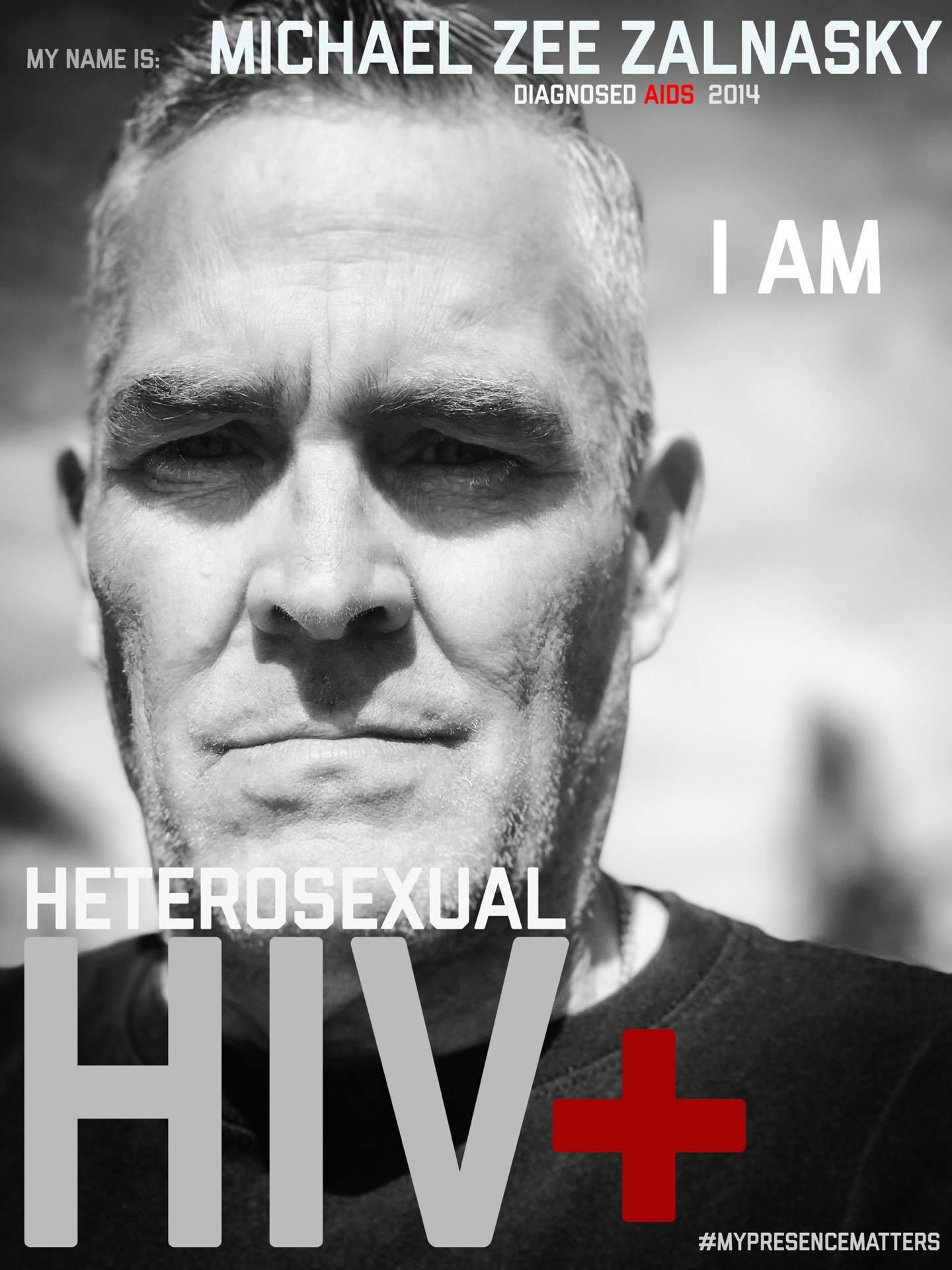 What is a heterosexual male