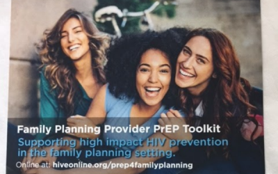 National Sexual Health Conference: Presenting the PrEP for Family Planning Toolkit